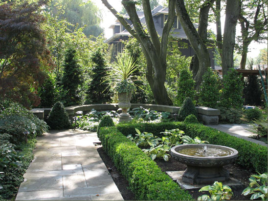 Landscape Construction, Design, and Restoration